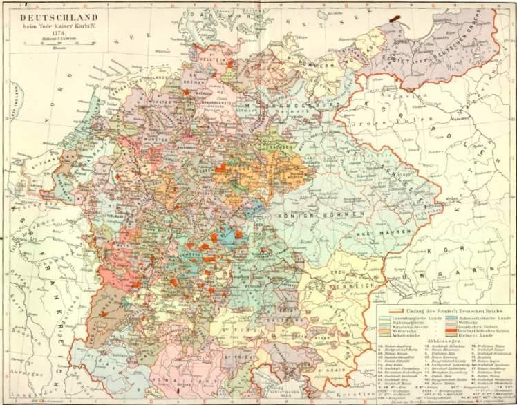 Duitsland karel iv